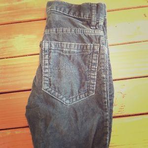 GAP boys corduroy jeans